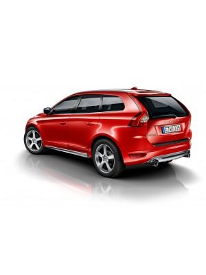 Volvo XC60 difuzory ve stylu R DESIGN SPORT