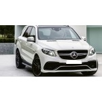 Mercedes Benz ML (W166) / GLE / GLE coupe