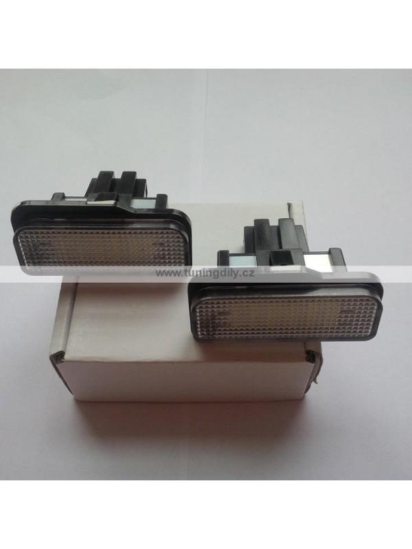 led osv tlen spz mercedes benz w203 kombi w211 konektor. Black Bedroom Furniture Sets. Home Design Ideas