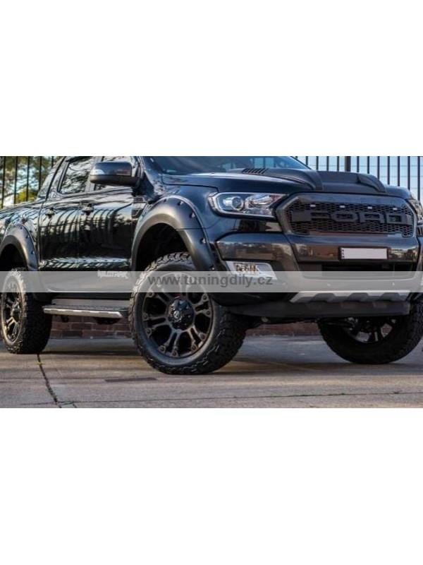 Lemy blatníků Ford Ranger 2016 +