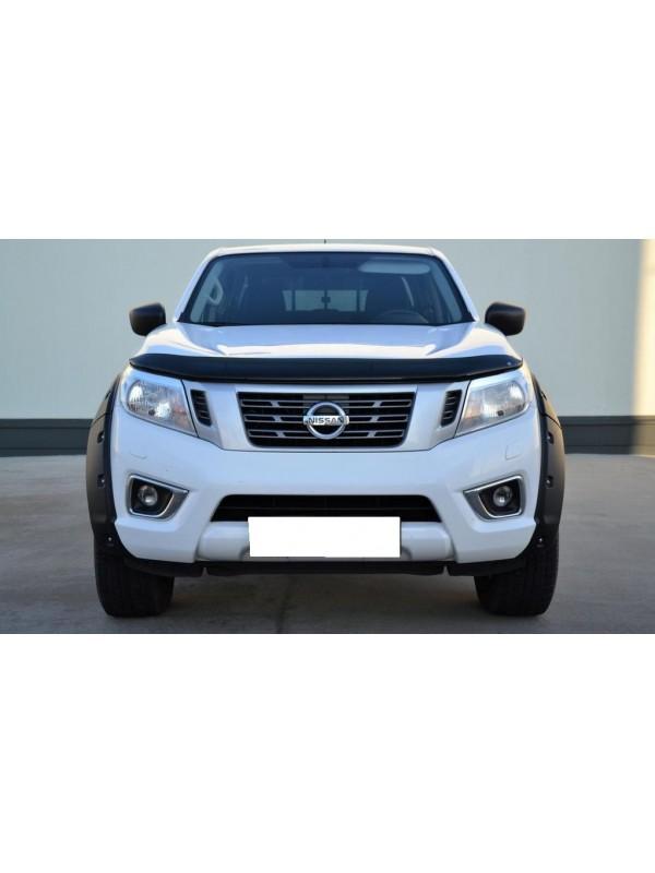 Lemy blatníků Nissan Navara 2015-2018