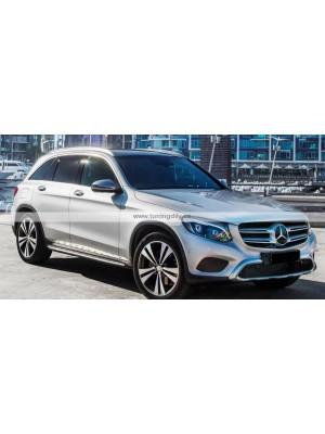 Boční nášlapy Mercedes Benz GLC