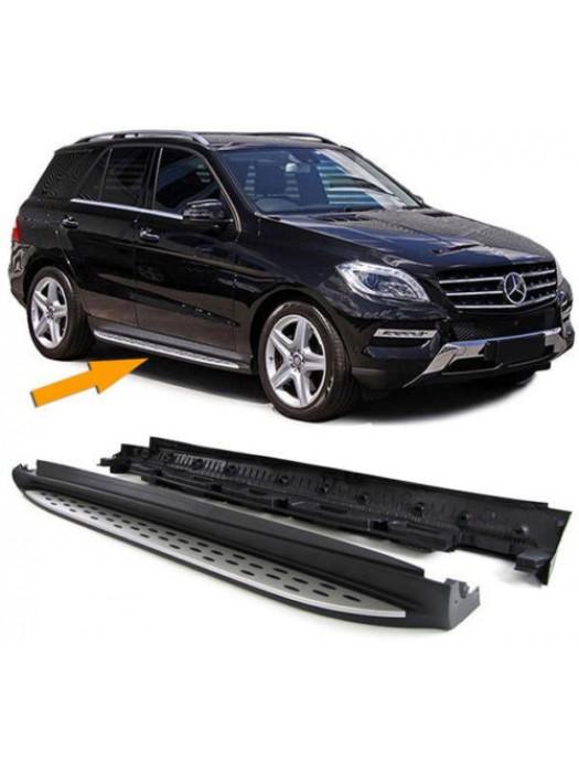 Boční nášlapy Mercedes Benz ML ( W166) / GLE