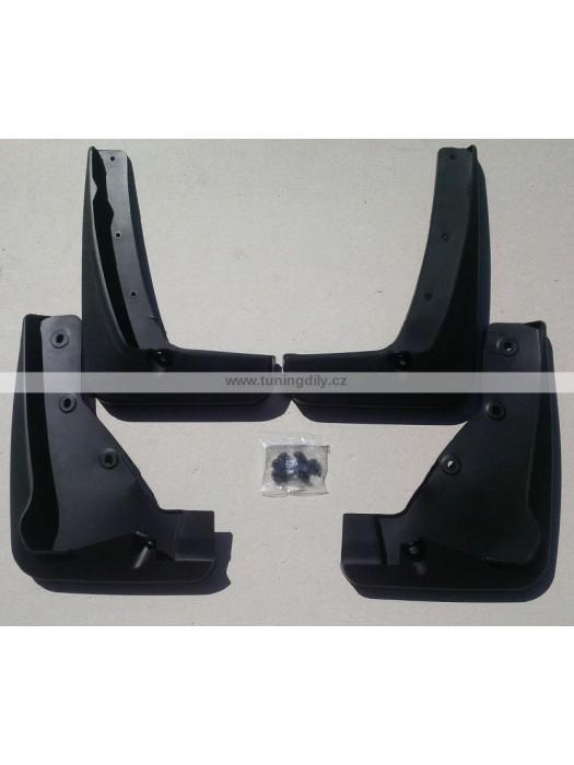 Zástěrky, lapače nečistot Mitsubishi ASX 2013-2016